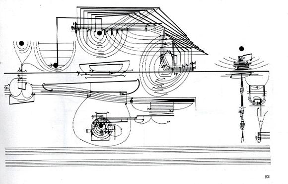 Cornelius Cardew 'Treatise', 1967