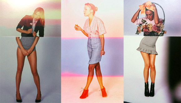 Chloe Sevigny for Opening Ceremony