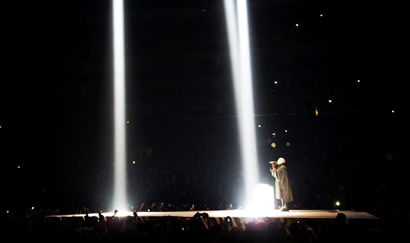 """Kanye West - October 26, 2013"" by U2soul"