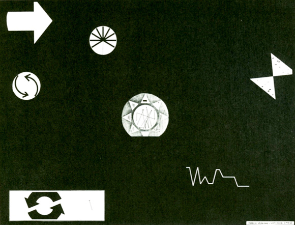 Horacio Vaggione 'Untitled Composition', 1964
