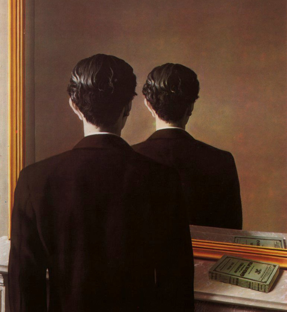 La Reproduction interdite - Réne Magritte, 1937
