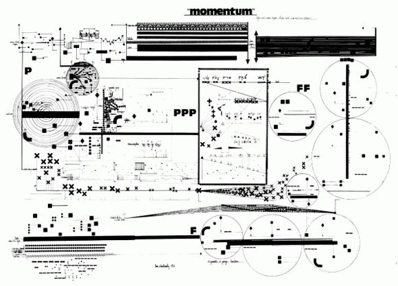 Leon Schidlowsky 'Momenutm', 1973