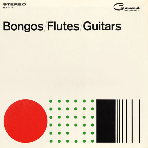 Bongos/Flutes/Guitars (Command, 1960)
