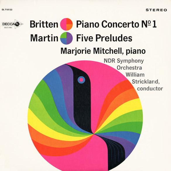 Piano Concerto No. 1 (Decca)