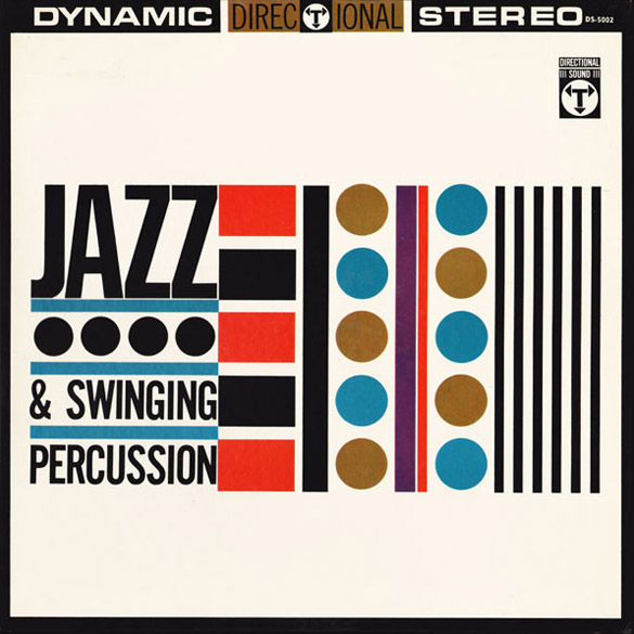 Jazz & Swinging Percussion (Directional Sound)