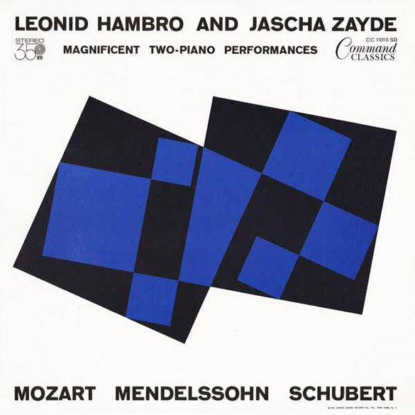 Magnificent Two-Piano Performances (Command Classics, 1961)
