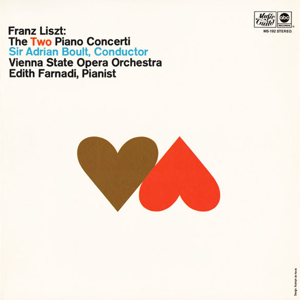 The Two Piano Concerti (ABC)