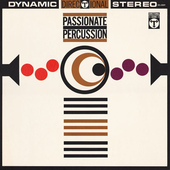 Passionate Percussion (Directional Sound)