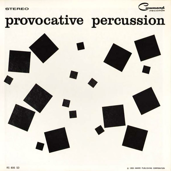Provocative Percussion (Command, 1959)