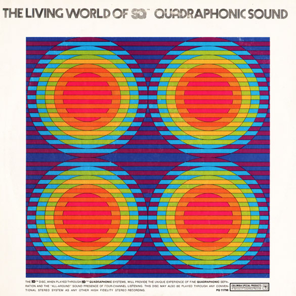 Quadrophonic Sound (Columbia, 1973)