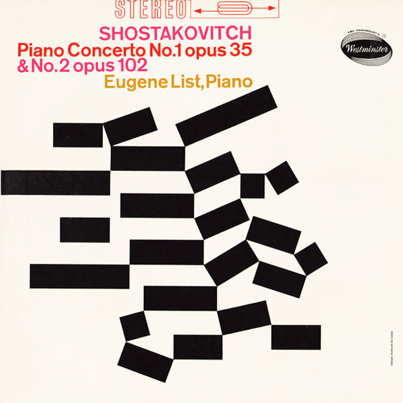 Piano Concerto No. 1 (Westminster)