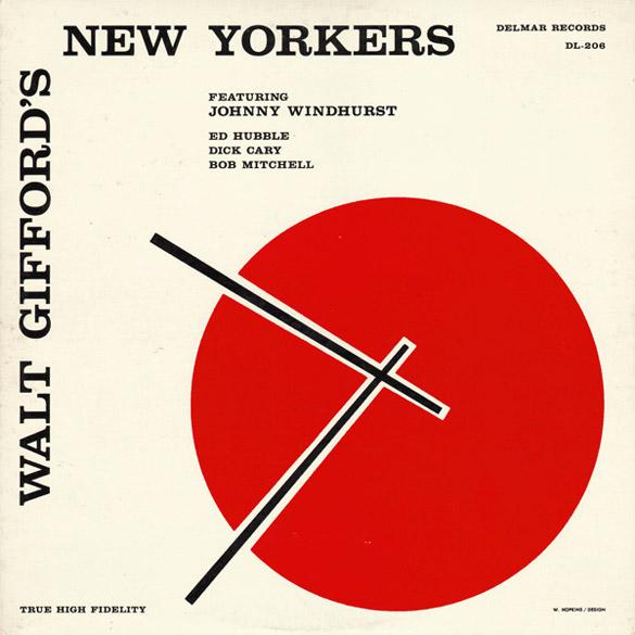 Walt Gifford's New Yorkers (Delmar)