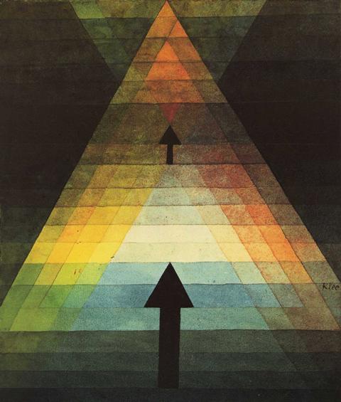 Paul Klee 'Eros', 1923