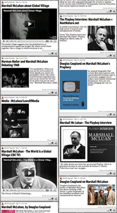 Marshall McLuhan | Scoop It!