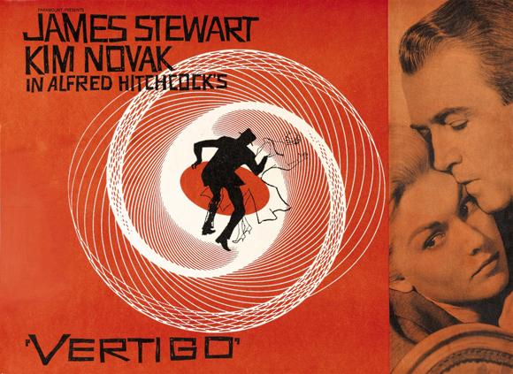 """Alfred Hitchcock """"Vertigo"""" (1958)"""